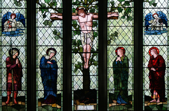 The Crucifixion, Edward Burne-Jones