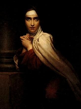 Teresa of Avila, by Francois Gerard. Photo credit: Wikipedia
