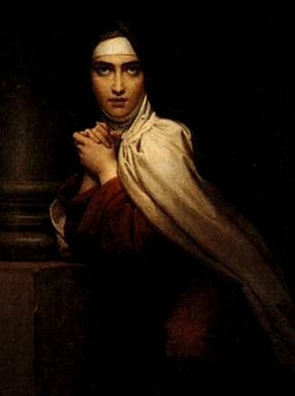 Teresa of Avila, by Francois Gerard. Photo credit: Wikipedia