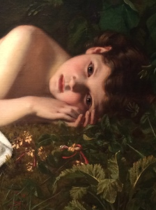 Afternoon Dreaming, Hugues Merle (1823-1881)